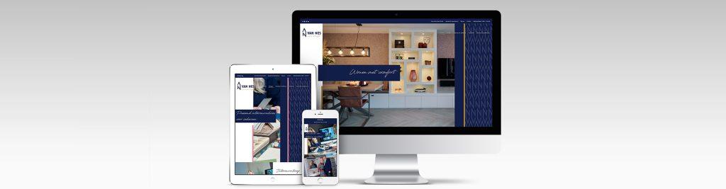 Nieuwe Website Van Nes