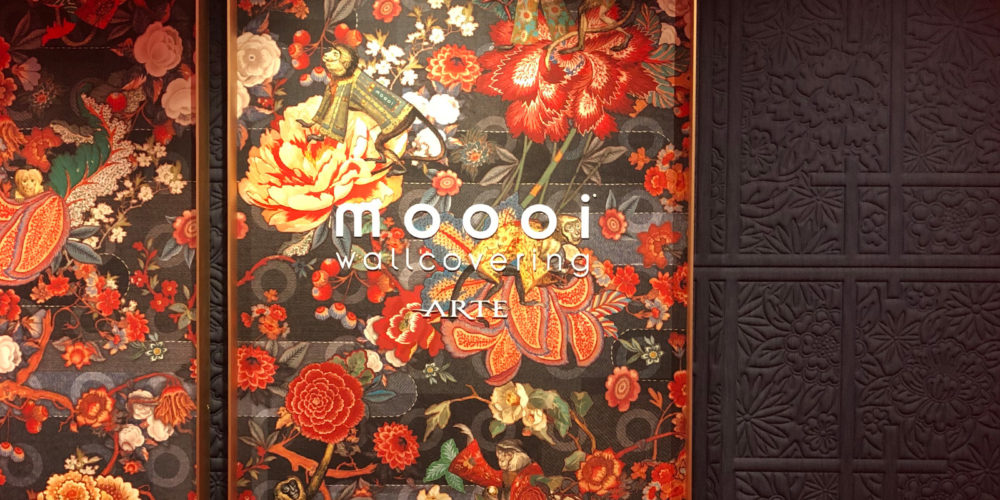 Moooi Design Behang Van Nes