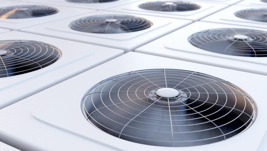 Ventilatie installatie